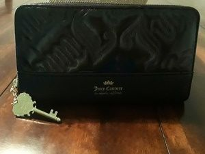 Juicy Couture Black wallet